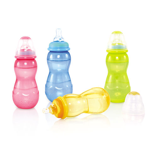 bottles - colored